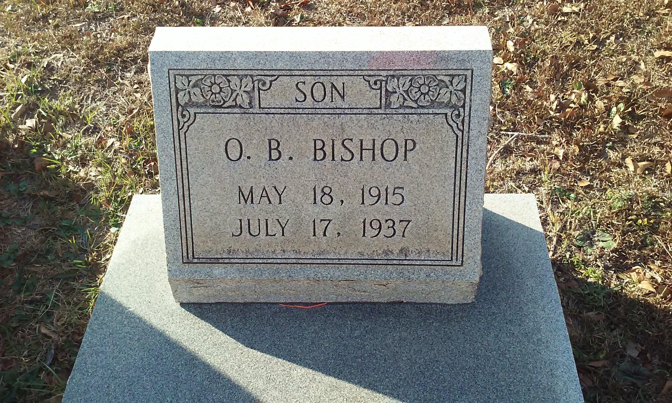 Orville B. Bishop