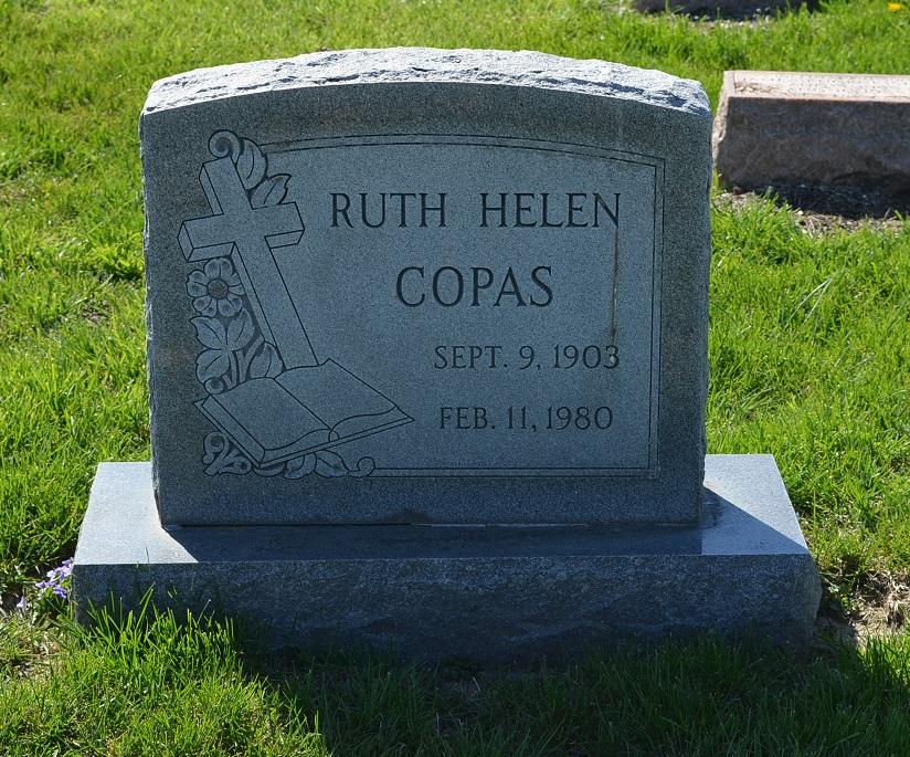 Ruth Helen Copas