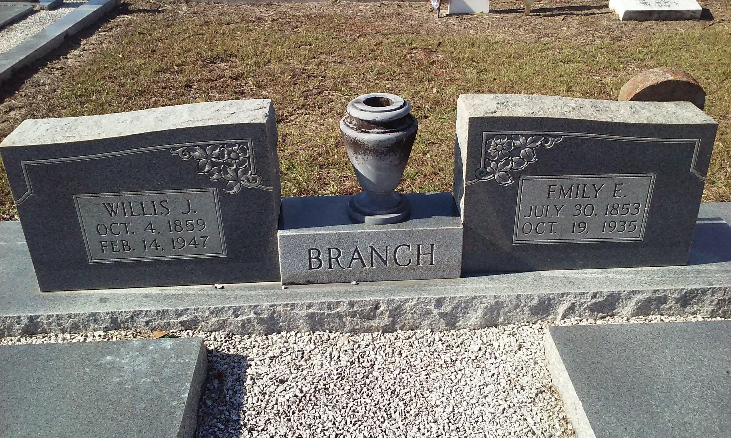 Emily E. <i>Courson</i> Branch