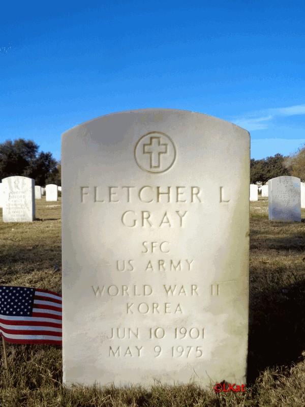 Fletcher Lafayette F L Gray
