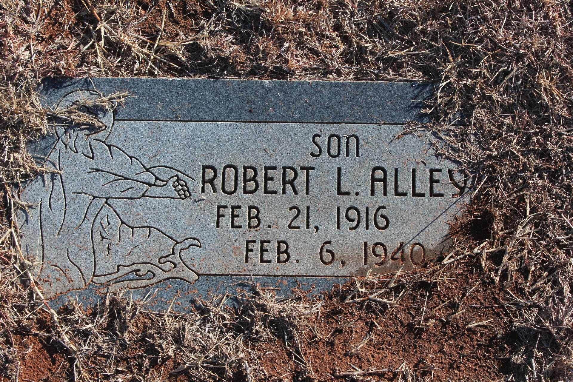 Robert Lee Alley