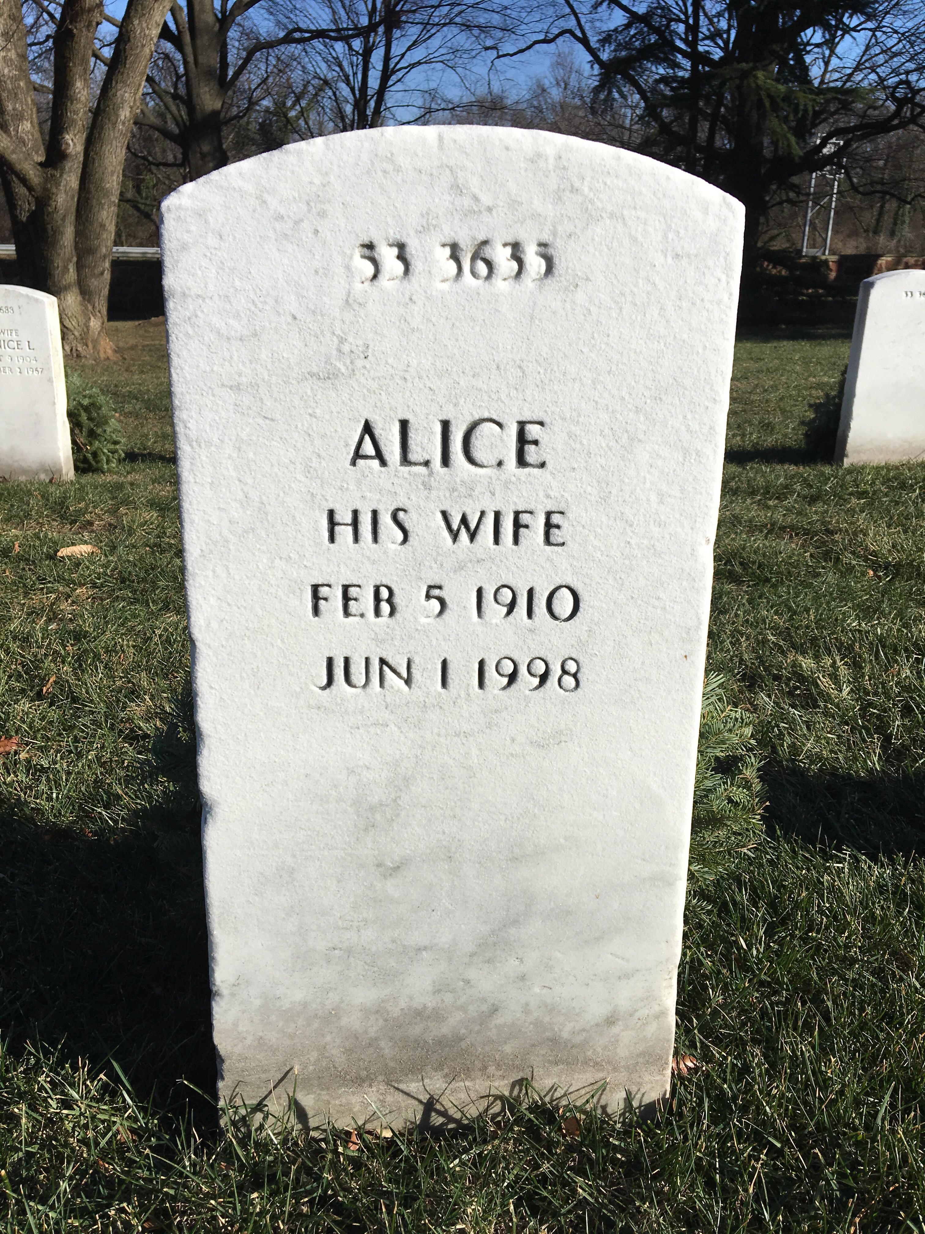 Alice Howard