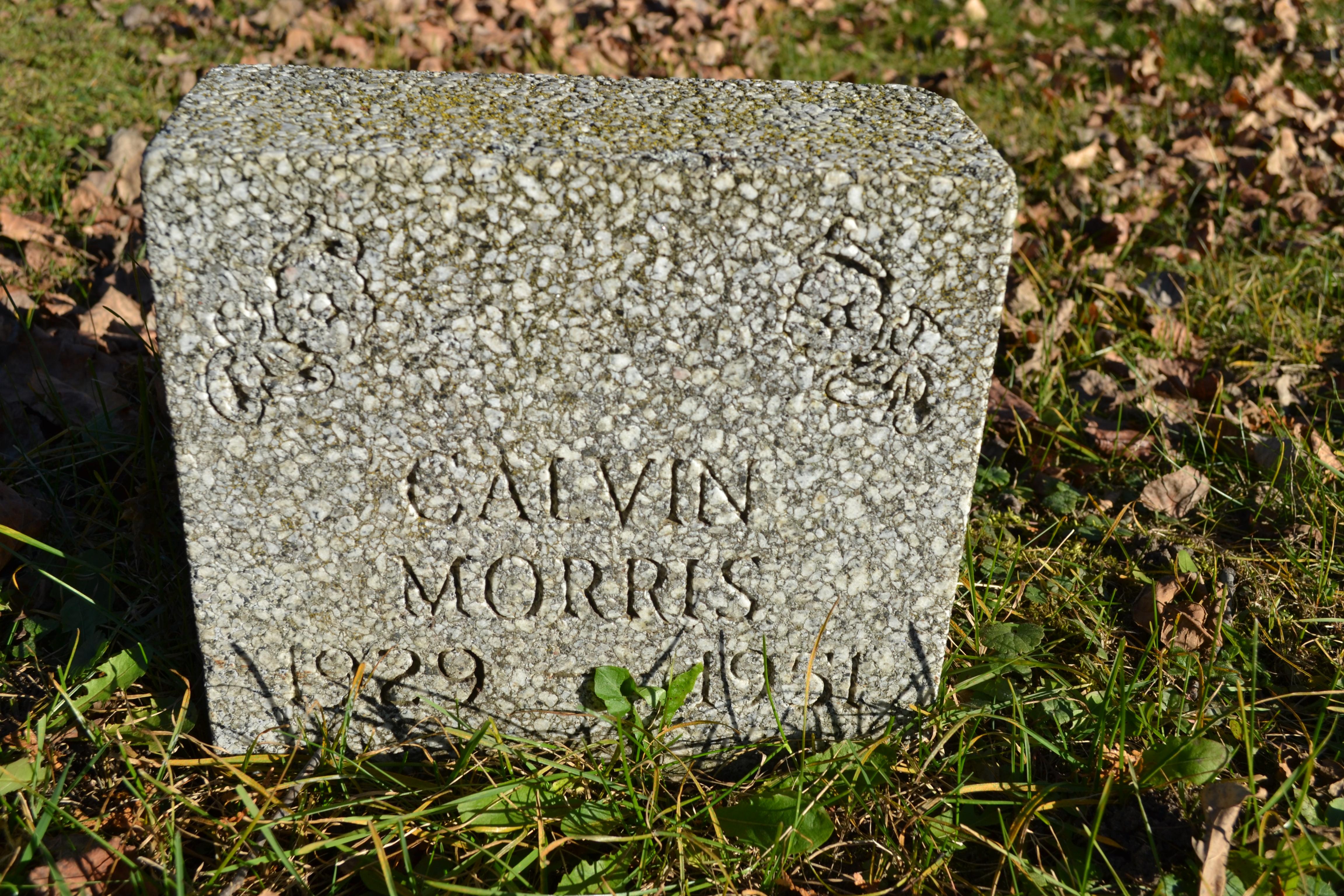 Calvin Wesley Morris