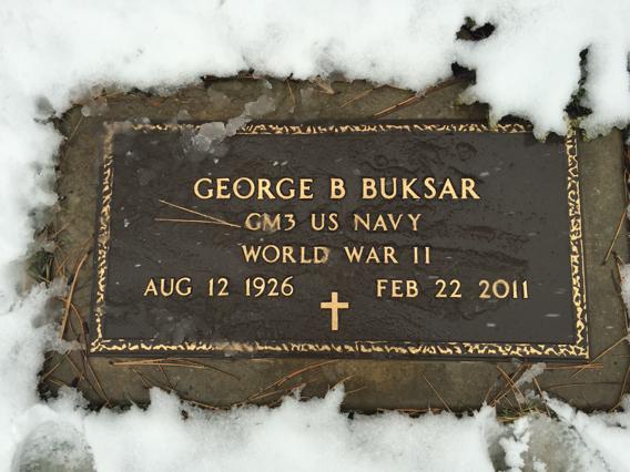George Buksar