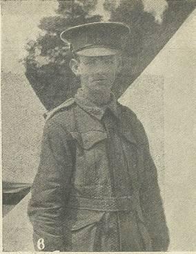 Pvt Clarence Gordon Davidson