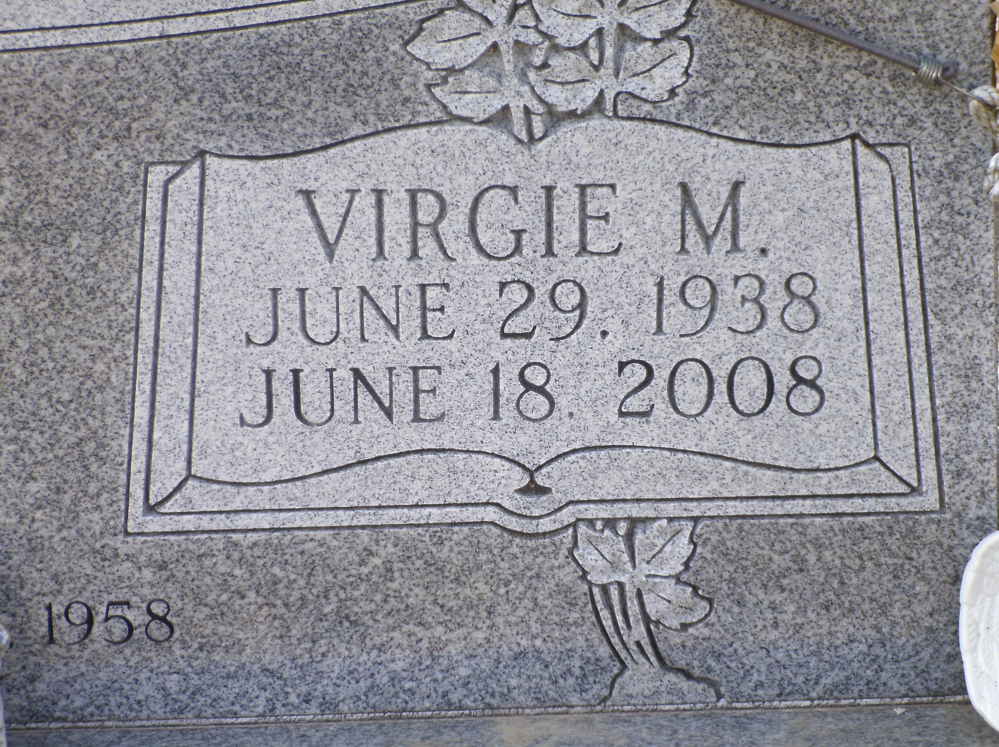 Virgie Mae <i>Lucas</i> Atwood