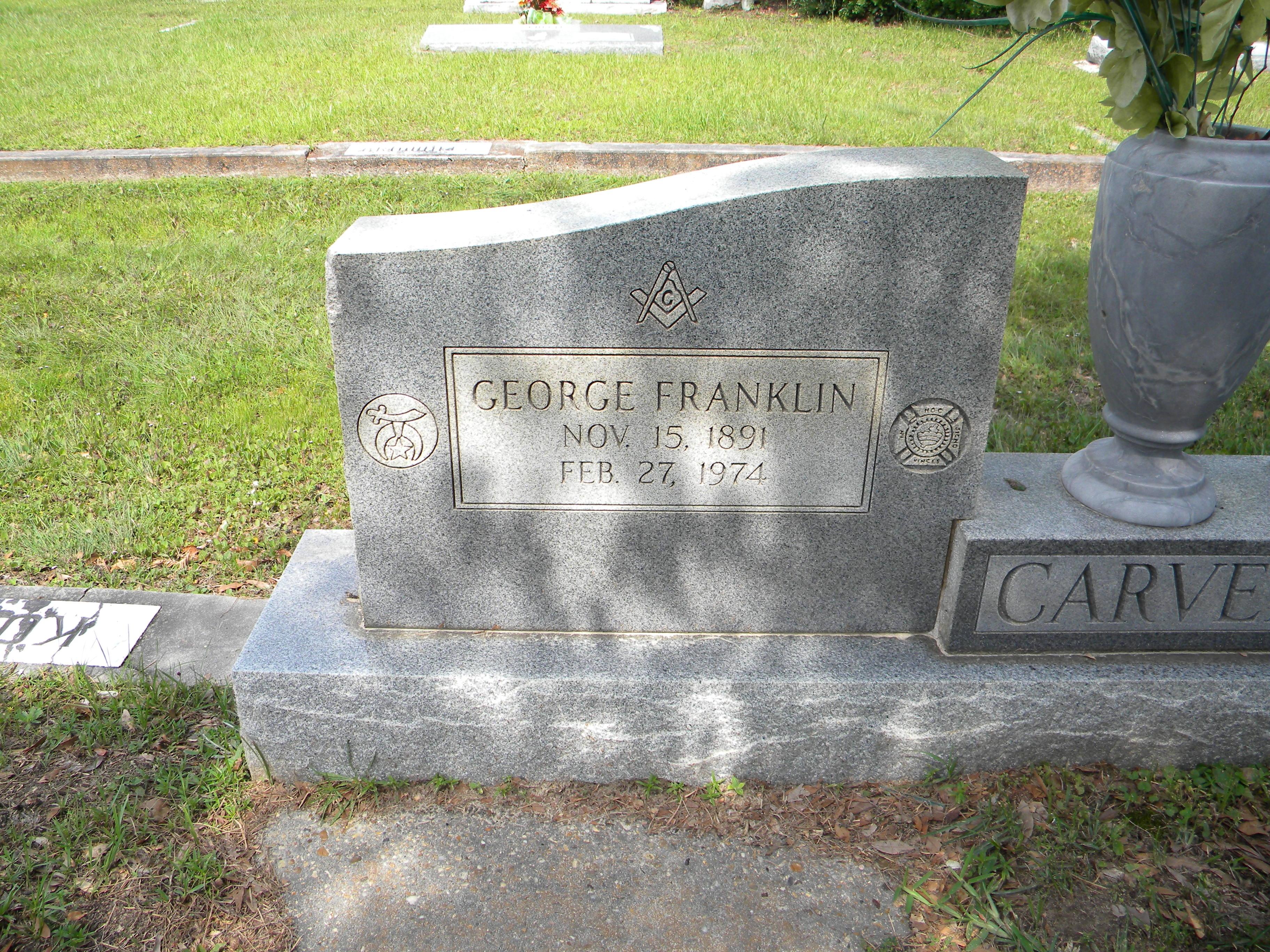 George Franklin Carver