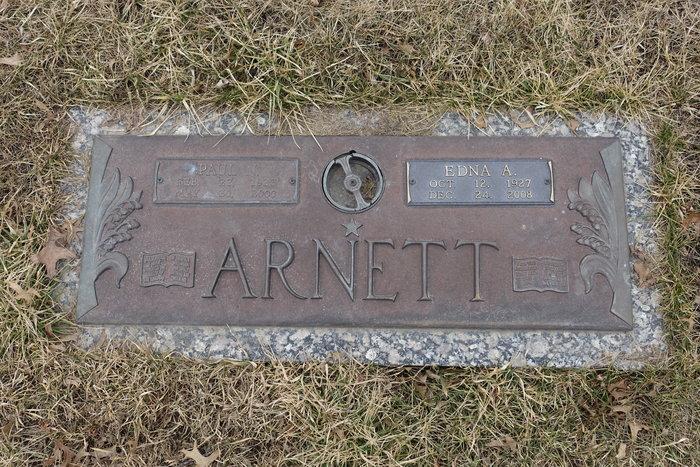 Edna Arlene <i>Baer</i> Arnett