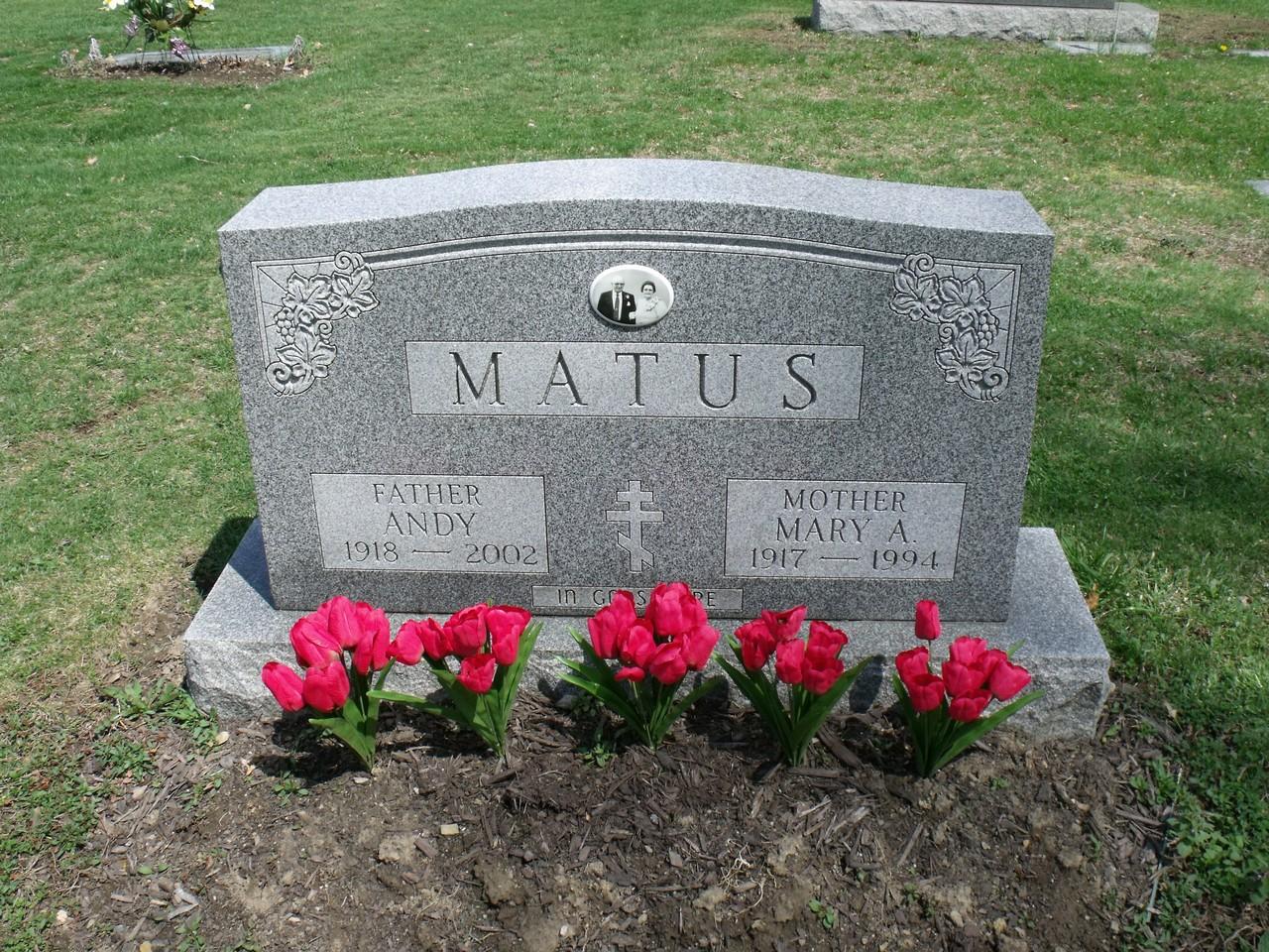 Mary Ann <i>Kevech</i> Matus