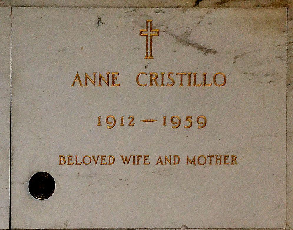 Anne <i>Battler</i> Costello