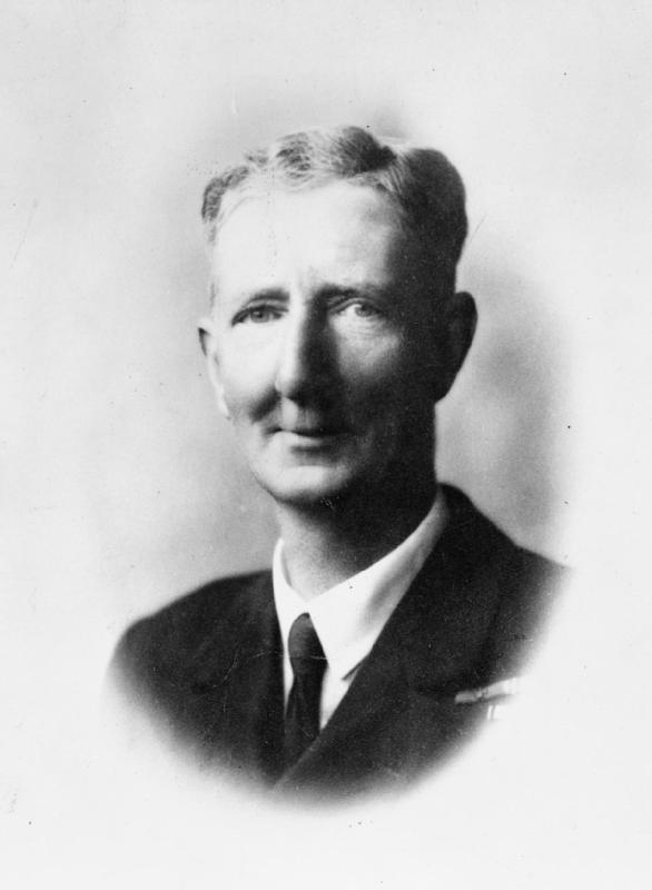 Geoffrey Heneage Drummond