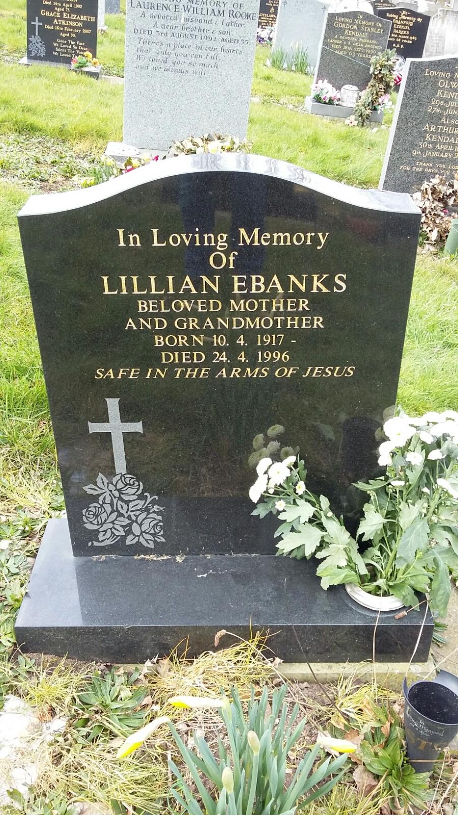 Lillian Ebanks