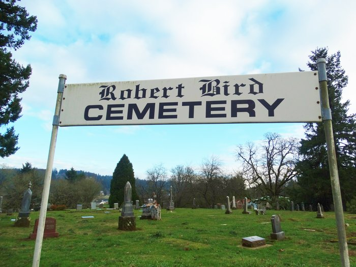 Robert Bird Cemetery
