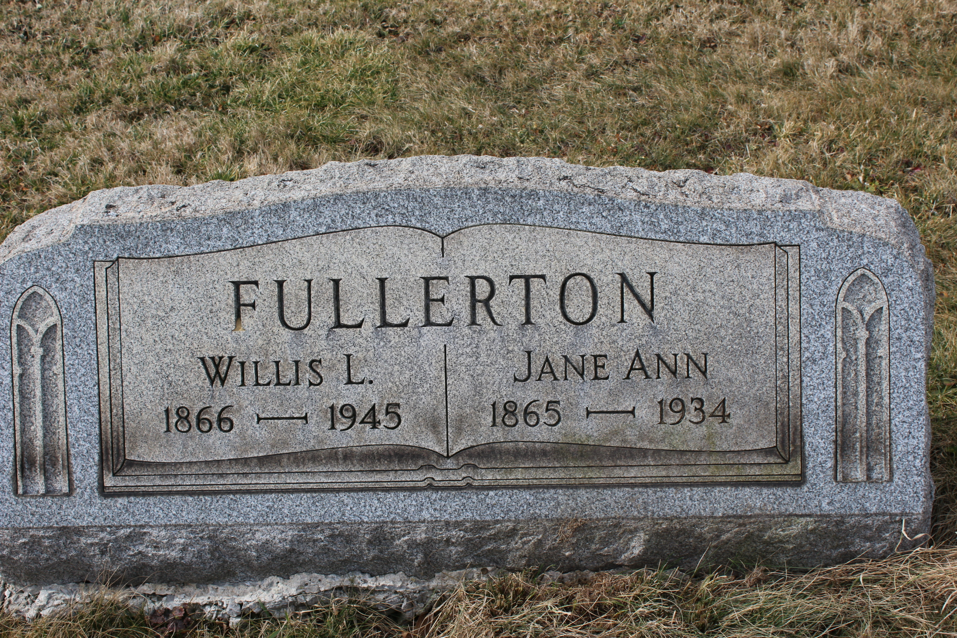 Jane Ann <i>McCreary</i> Fullerton