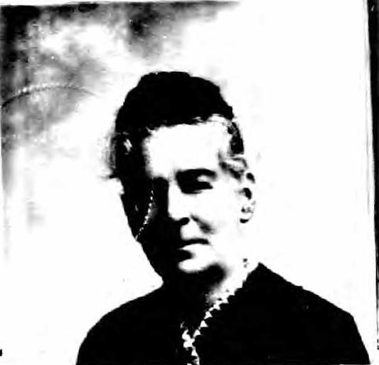 Amelia Maria Minnie <i>Bass</i> Burden