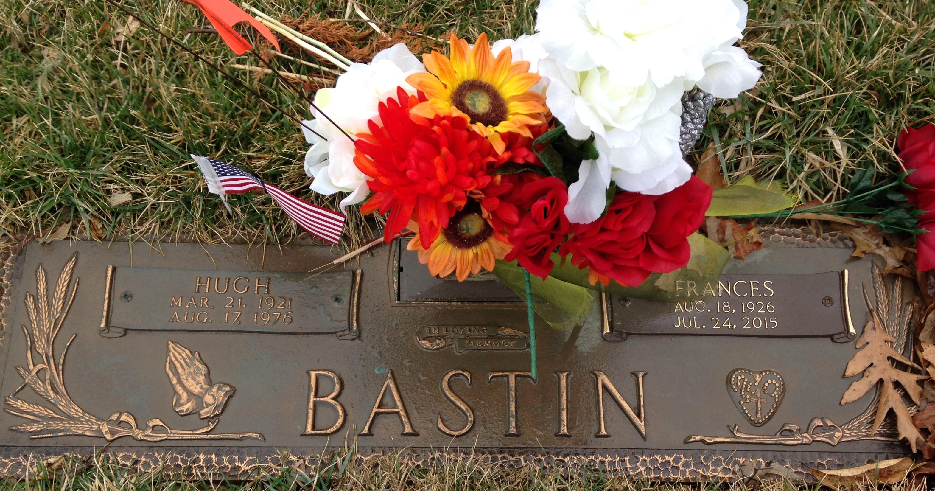 Frances Pichichero Bastin (1926-2015) - Find A Grave Memorial