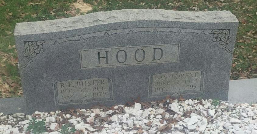 Robert Ervin Buster Hood