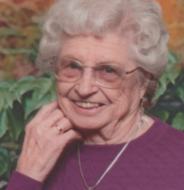 Louisa Esther <i>Metcalf</i> Boehm