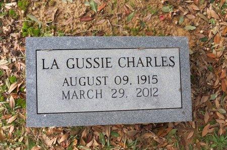 LaGussie <i>Ross</i> Charles