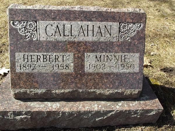Herbert James Callahan