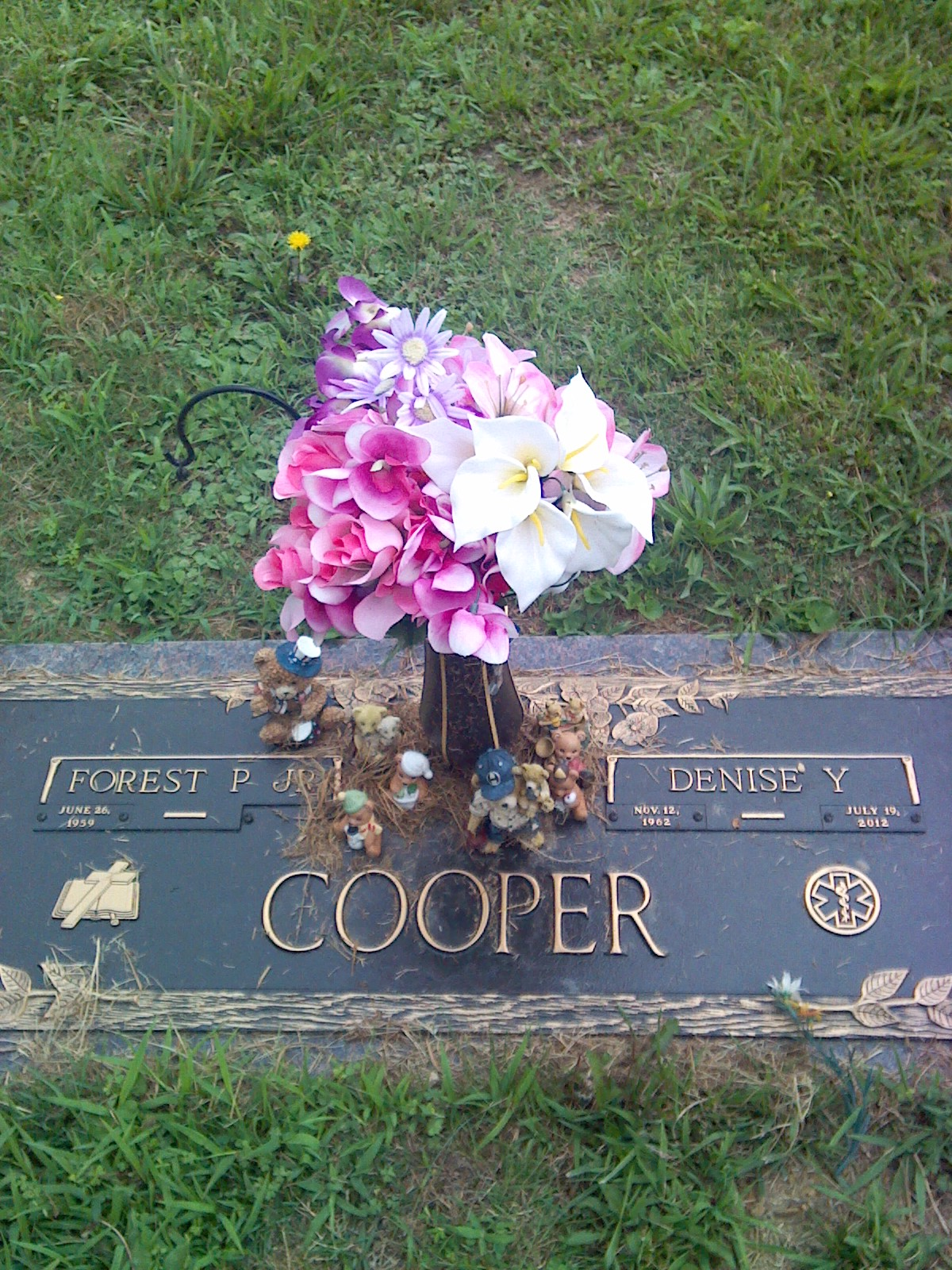 Denise Yvonne Huffman Cooper (1963-2012) - Find A Grave Memorial