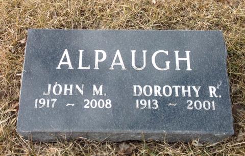 Dorothy R. Alpaugh