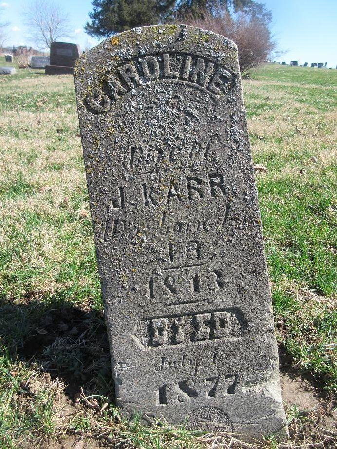 Caroline <i>Jones</i> Karr