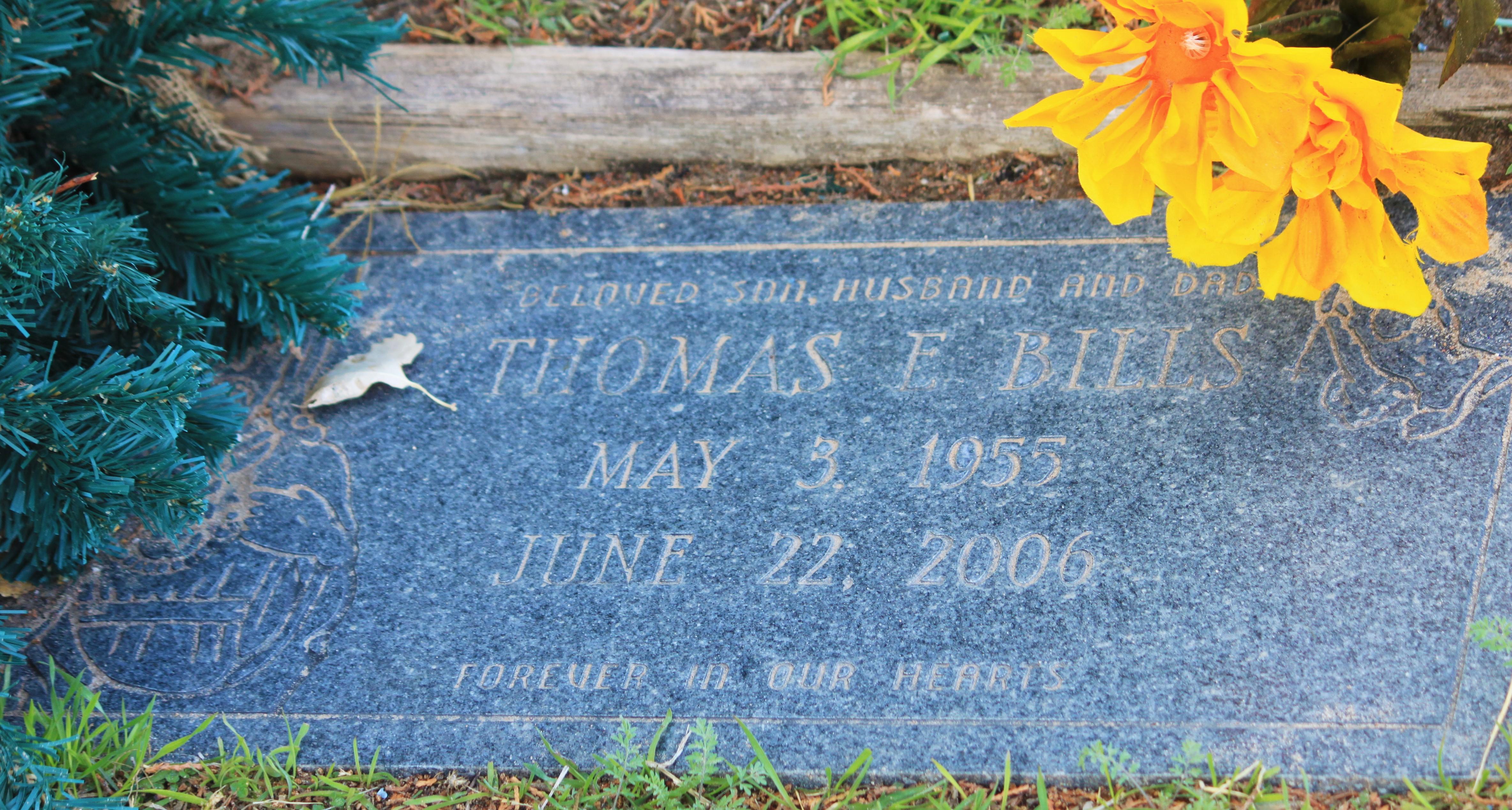 Thomas Eugene Bills