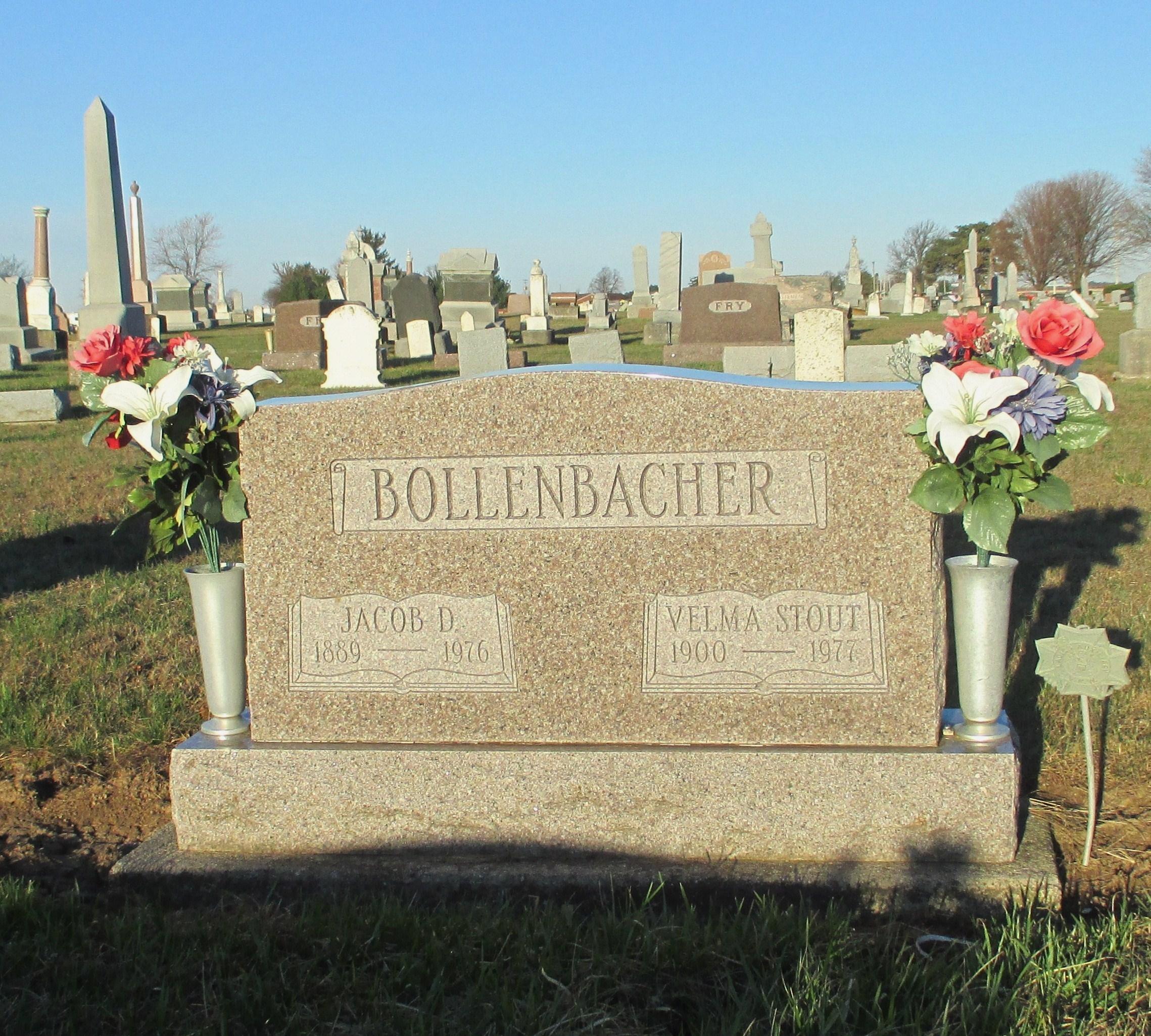 Jacob Dewald Bollenbacher