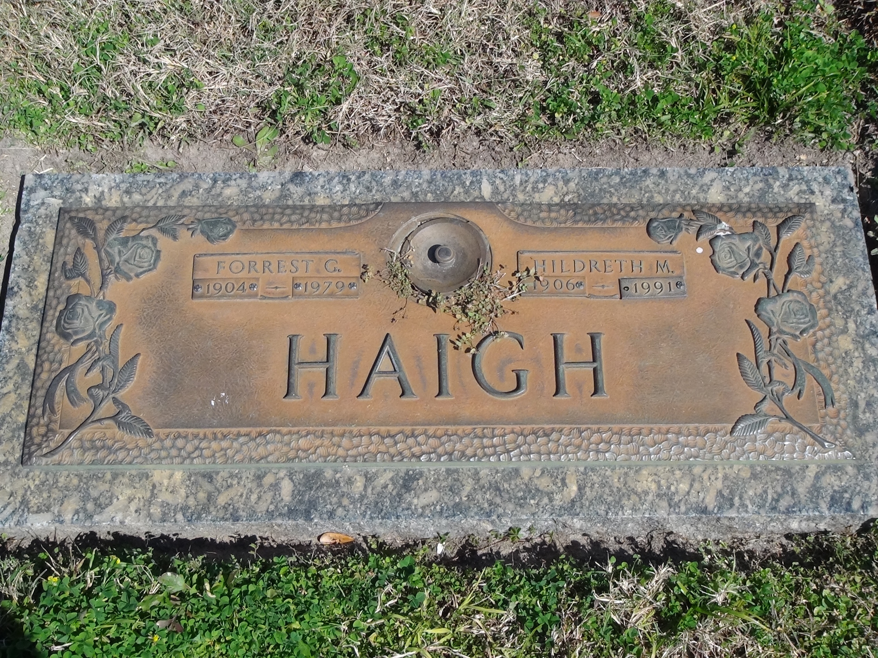 Forrest G Haigh (1904-1979) - Find A Grave Memorial