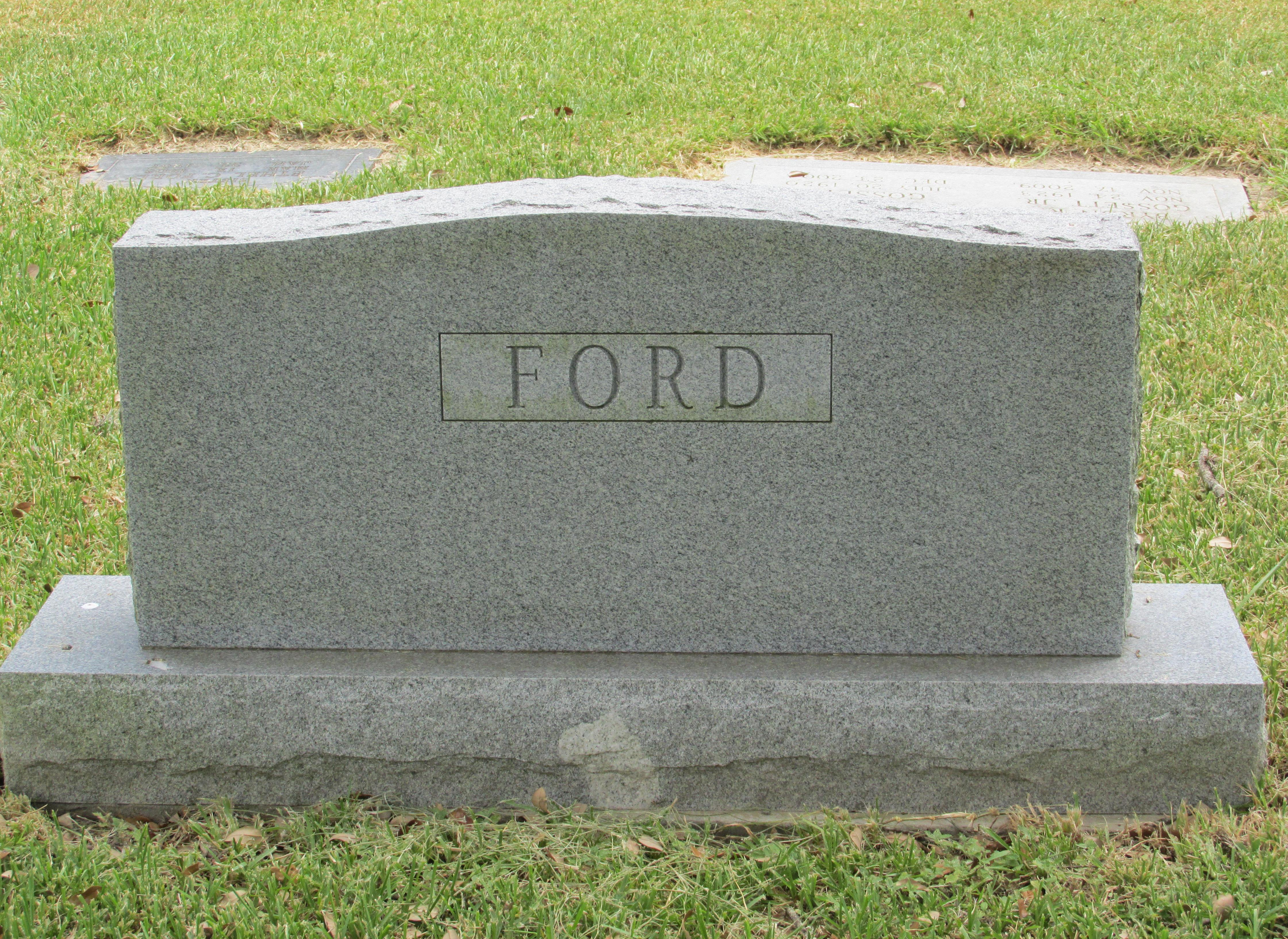 Edward Monroe Ford