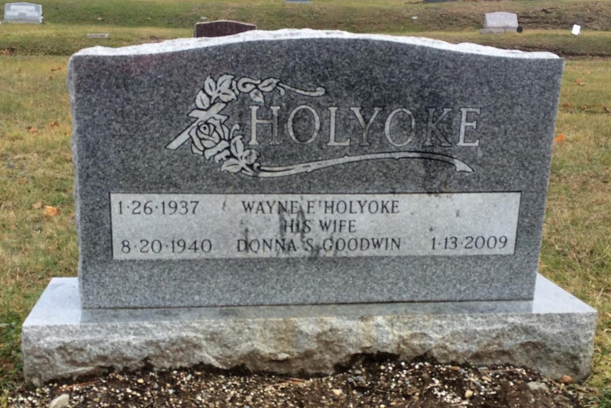 Donna S. <i>Goodwin</i> Holyoke