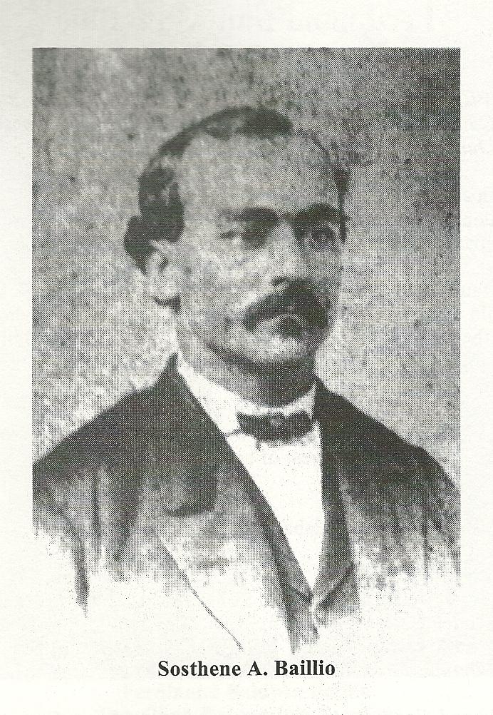 Sosthene Auguste S.A. Baillio