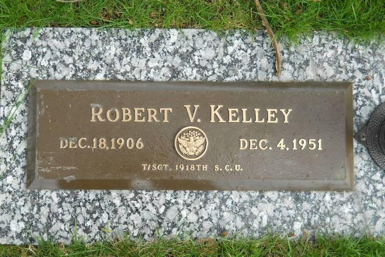 Robert Vernon Kelley
