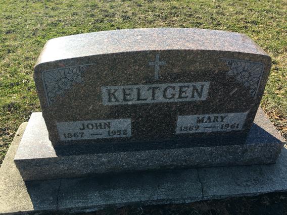 Mary Ann <i>Prom</i> Keltgen
