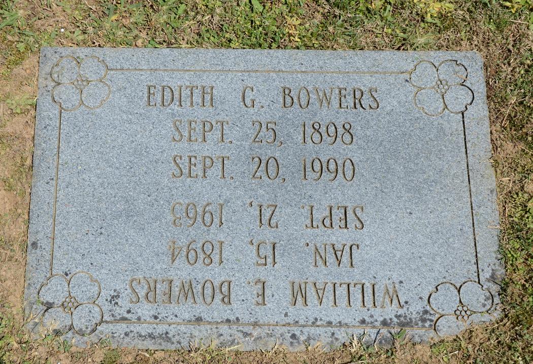 Jerusa Edith <i>Grant</i> Bowers