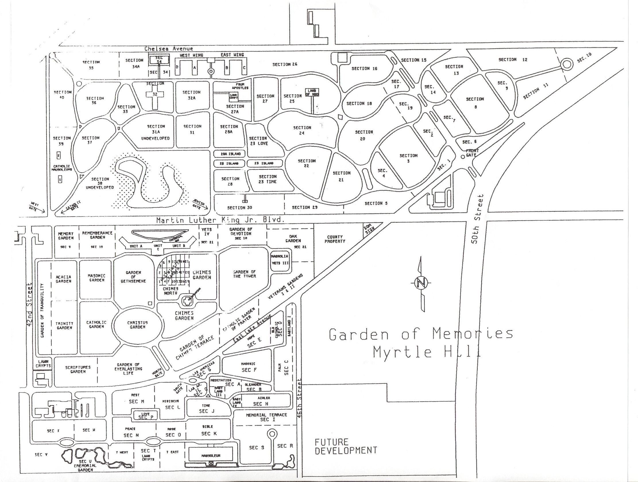 view original - Garden Of Memories Tampa