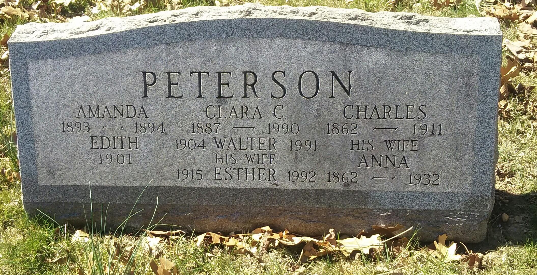Amanda Peterson Pictures amanda peterson (1893-1894) - find a grave memorial