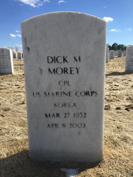 Dick M Morey