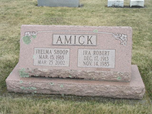 Ira Robert Amick