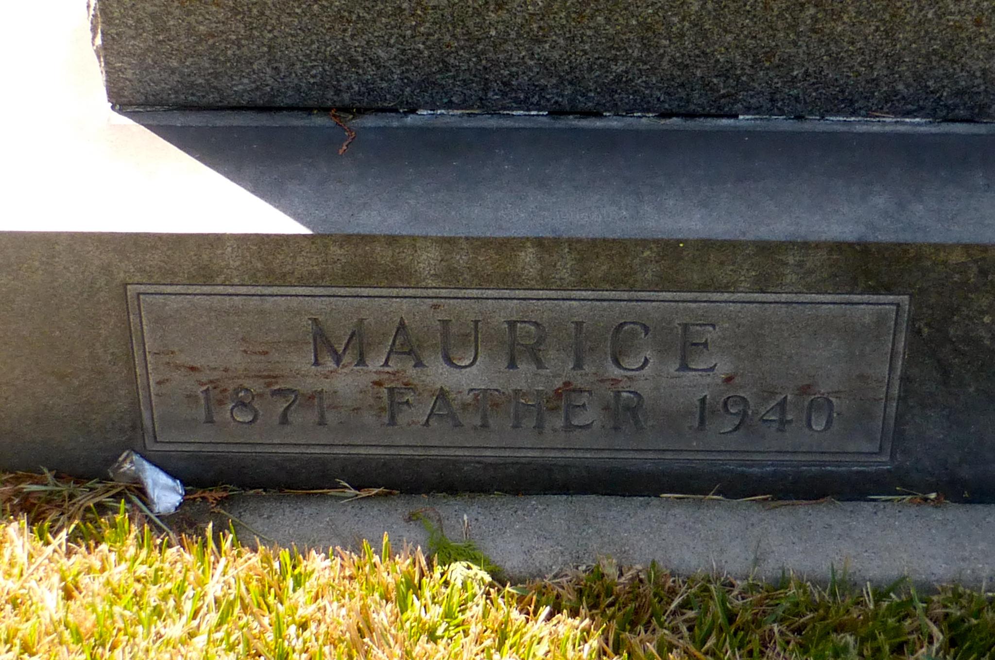 Maurice Moscovich