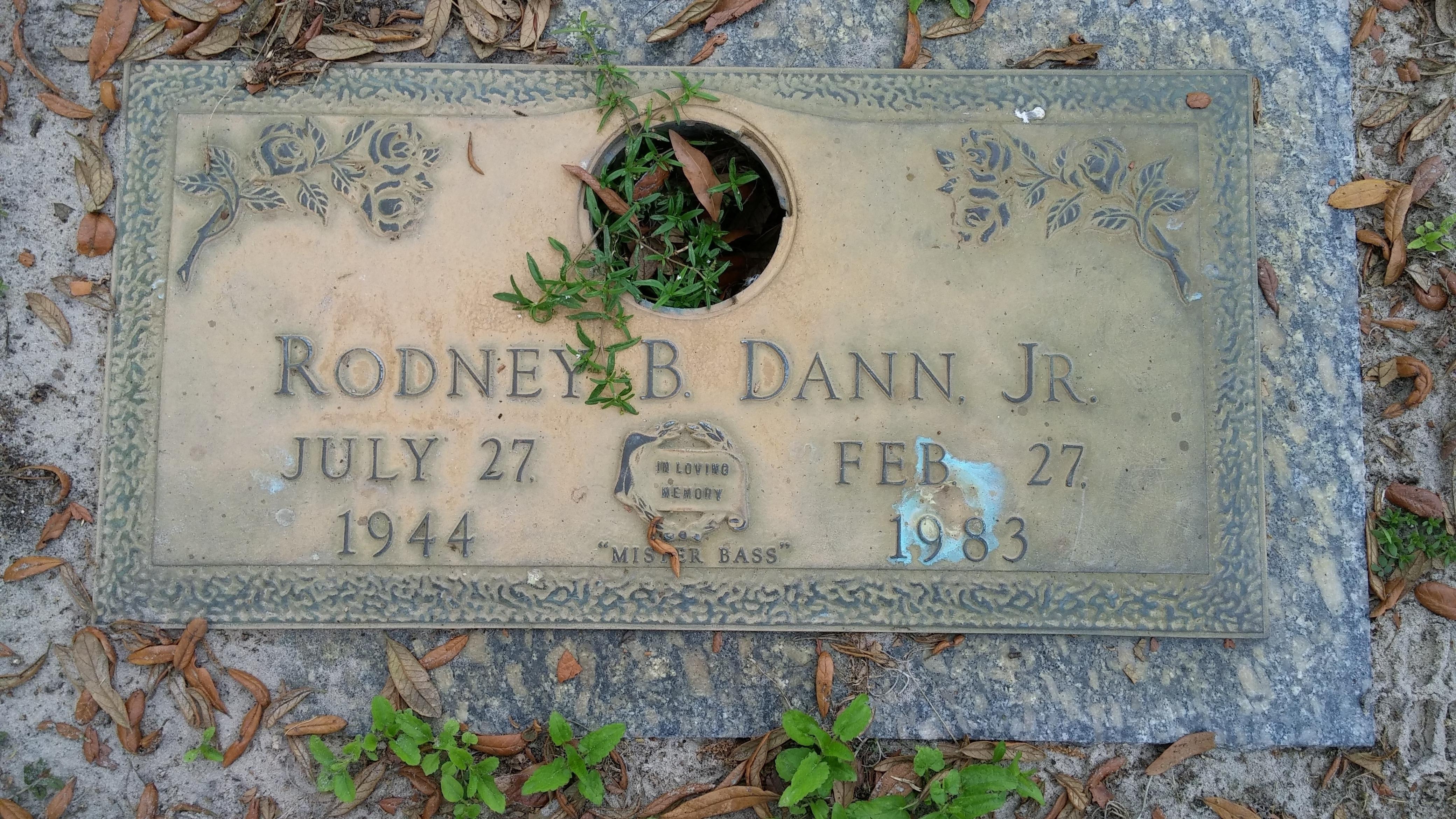 Rodney Bruce Dann, Jr
