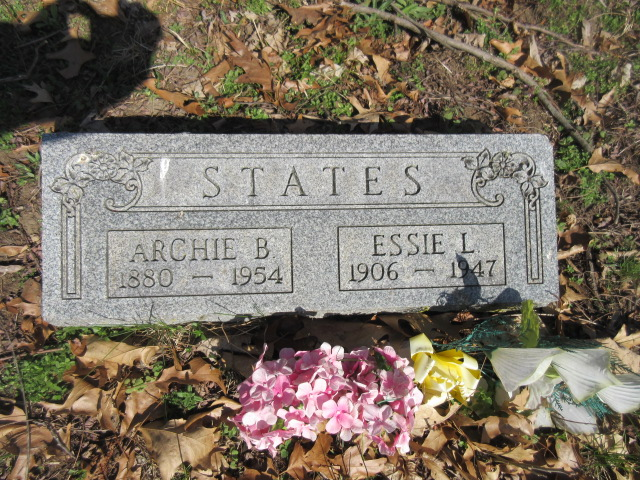 Essie L. <i>Watkins</i> States