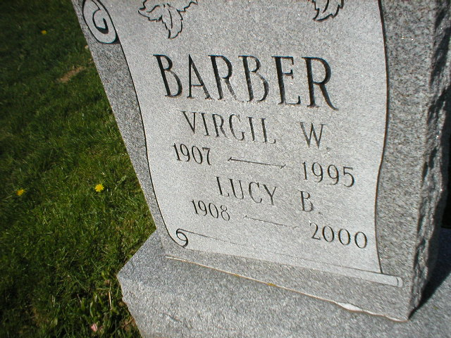 Lucy P <i>Pardee</i> Barber
