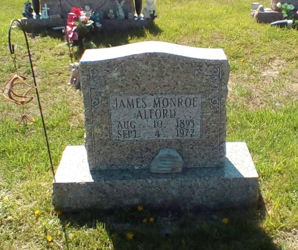 James Monroe Alford