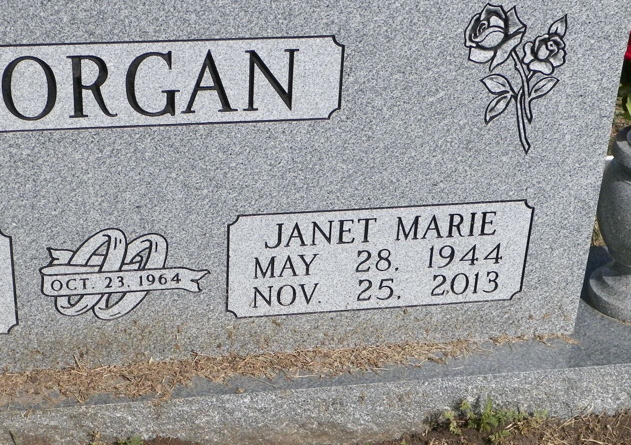 Janet Marie <i>Tubb</i> Morgan