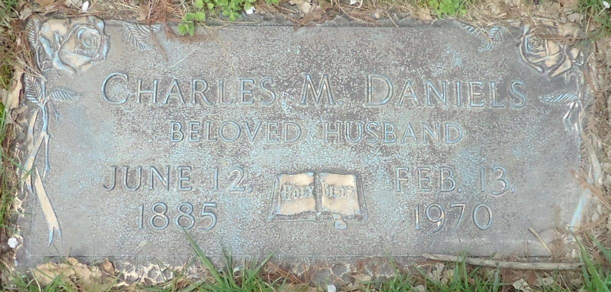 Charles M Daniels