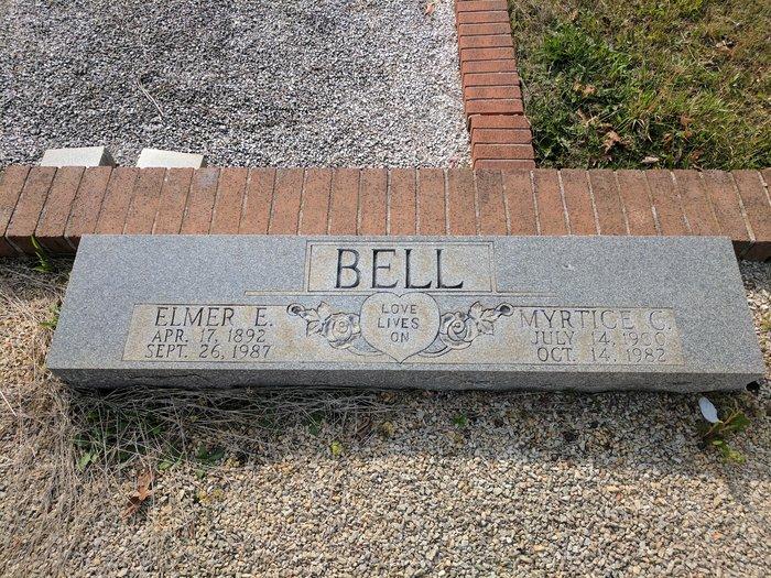 Myrtice Cline <i>Brooks</i> Bell