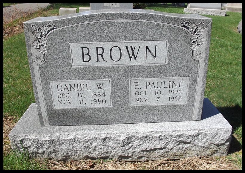 E. Pauline <i>Dickey</i> Brown