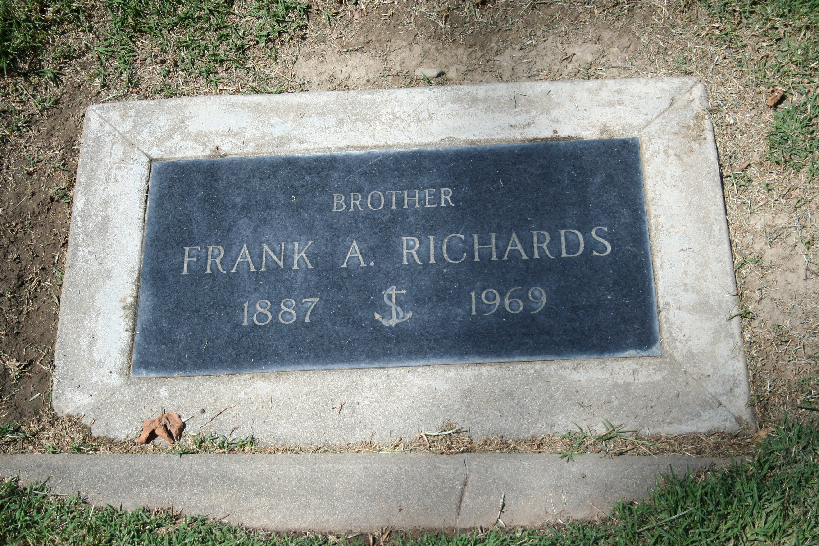 Image result for frank cannonball richards death